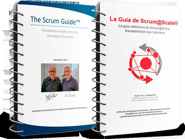 Guía de Scrum y Guía de Scrum a Escala en español